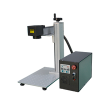 Top Quality Portable Metal Plough Laser Marking Machinery