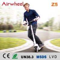 2016 Newest Airwheel Z5 Electric Foldable Scooter with 350W brushless motor