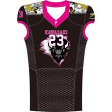 OEM/ODM Bulk Custom Youth american football jersey sublimated