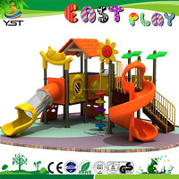 2014 Hot outside children backyard playground for sale