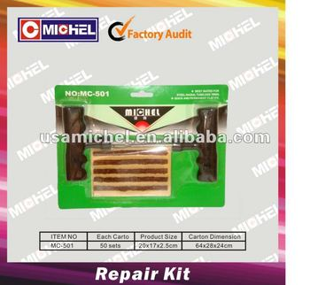 Tire Repair Kit, Tubeless Tire Repair Tool