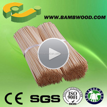 Eco-friendly Environmental Bamboo Sticks For Diffuser