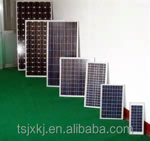 Photovaltaic PV Panel Solar Module marine flexible solar panel from Chinese factory directly under low price per watt