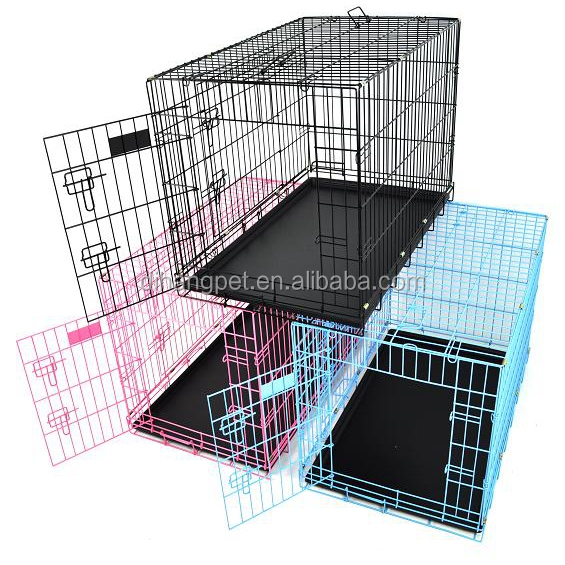Best Selling metal wire folding pet house dog cage