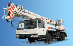 ZOONLION QY16 hyundai truck crane hot sale high quality