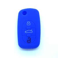silicone car key covers FOR AUDI Car Key CASES BEST Price Made In China