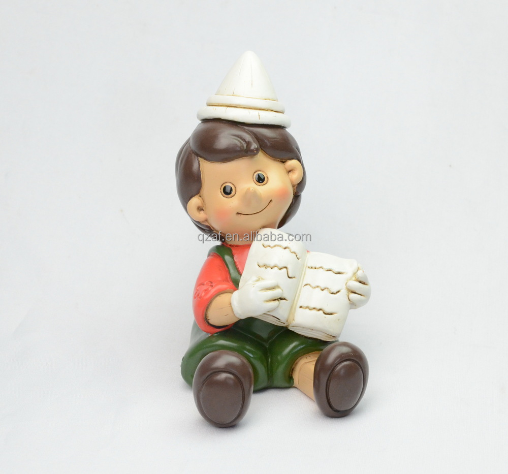 Wholesale Italy Style Pinocchio Piggy Bank,New China Products for Sale,Cheap Items to Sell
