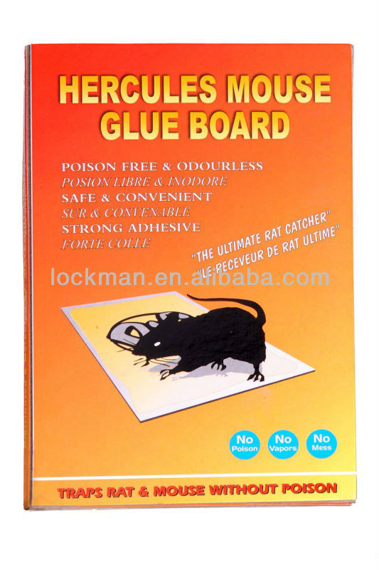 Mouse Glue With High Quality,Mouse Rat Glue Trap(SQ-116)