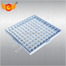 galvanized steel grating trench cover special series composite plate