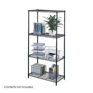NSF Certified Multifunction Office Storage Rack Durable Wire Shelf From Shelving Factory