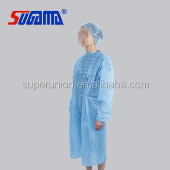 Disposable Surgical Gown/ Safety Garment/ Medical Clothing