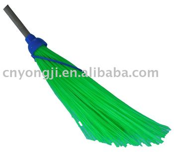 Outdoor Broom for All Surfaces