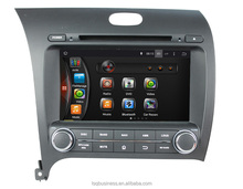 In dash android multimedia car DVD player with Navigation for KIA FORTE 2013