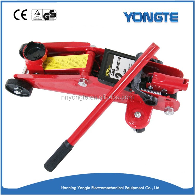 3 Ton European Style Good Price Hydraulic Floor Jack