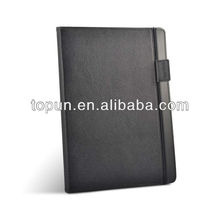 high quality lichee PU case for e-ink reader book