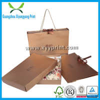 Custom Clothing Packaging Box For Clothes, Gift Packing Box Bulk Buy From China