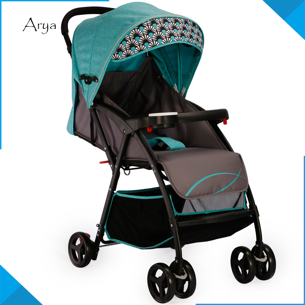 China Wholesale Best Quality Child Room Products Baby Stroller Quatar Triplets Jb For Twins Can Easy Foldable And Breathable