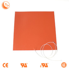 silicone rubber heater 3d printer heating mat toaster oven heating element