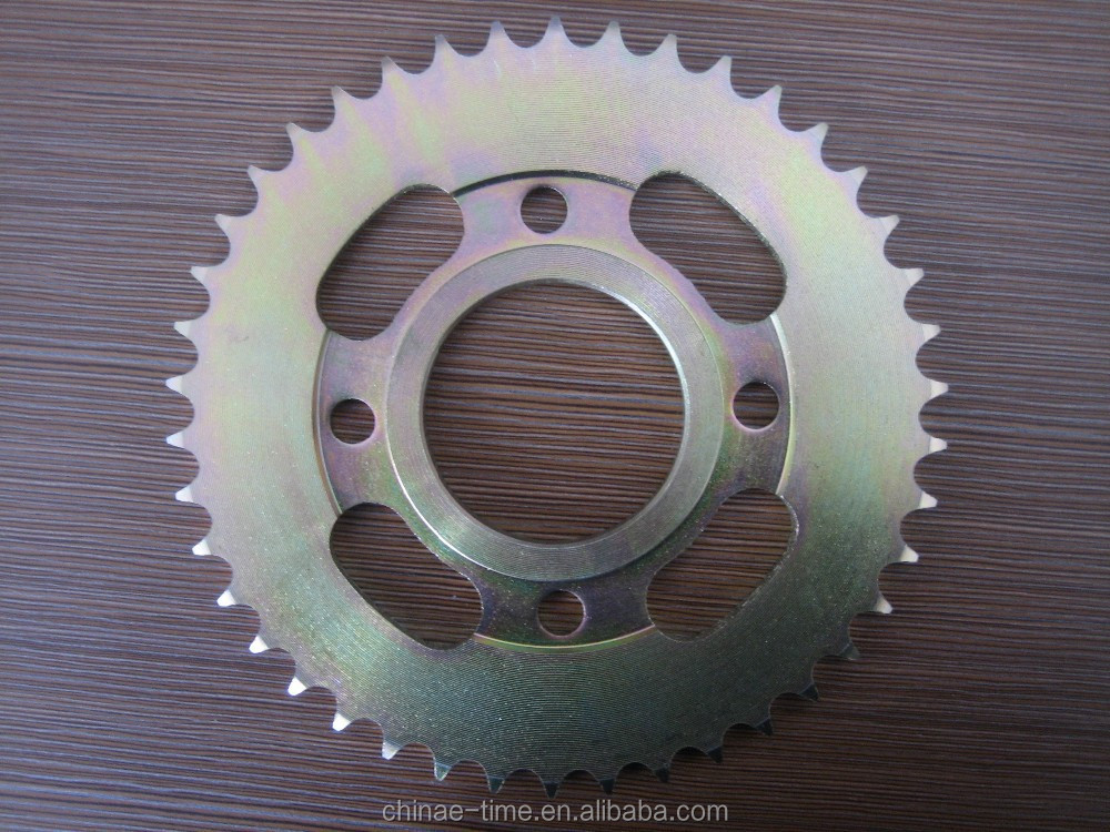 Professional motorcycle sprockets RT180 42T