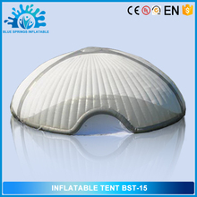 Guangzhou Manufacture Cheap PVC inflatable exhibition dome tent