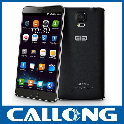 "Newest mobile Phone 5.7"" IPS Elephone P8 MTK6592 Octa Core Android 4.4 cellphone 2GB/16GB 13MP 3G WCDMA smartphone"