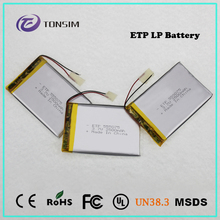 wholesale rechargeable 3.7v 2500mAh Li-ion Polymer Battery nicd rechargeable batteries 3.6v for toy car