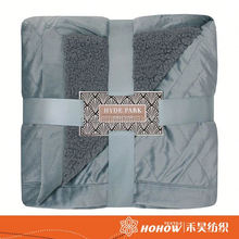 very fashionable wholesale brand names of blanket