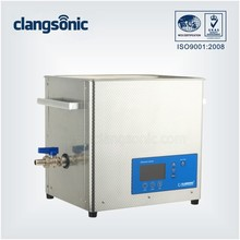 10l digital ultrasonic weapon cleaner with lcd display for gun and bullet cleaning