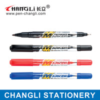 Colored Ink Color and Permanent Ink Type permanent marking pen