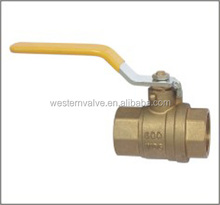 1/4 inch to 4 inch CW617N UL Certification Full port Brass Ball Valve