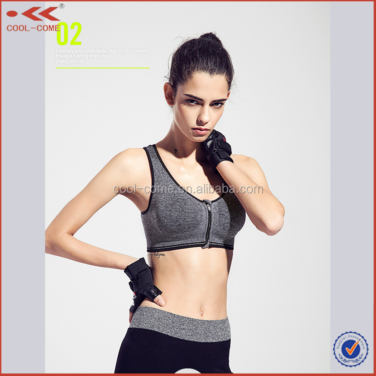 cool-come young girl women bra set transparent sport inner wear