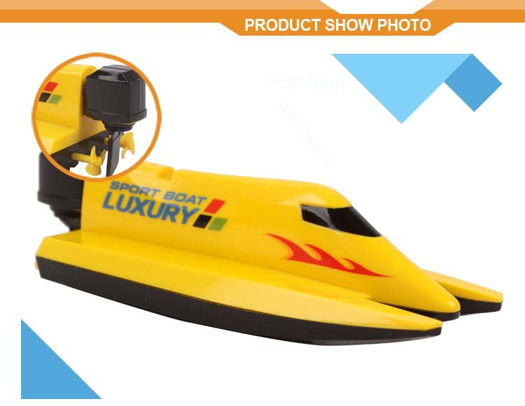 2015 new rc speed boat rc fishing bait boat for sell buy for Rc fishing boat for sale