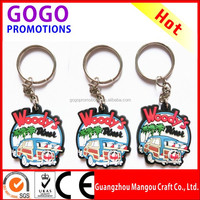 Soft pvc Rubber key chain, professional production oem soft pvc keychain, Custom pvc Keychains Manufacturer