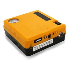 16800mah energy cube jump starter with air inflator 2 in 1 jump start air compressor