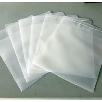 PE foam film plastic bags with smooth texture for electronics packaging