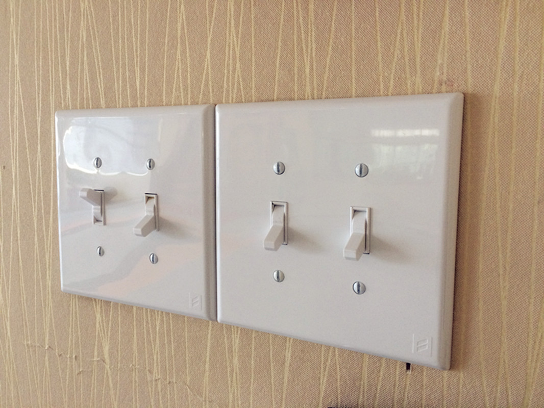Electric Toggle Light Switch Types Of Electrical Switches Uses Of Wall Mount Electrical Switch Ivory And Black Color