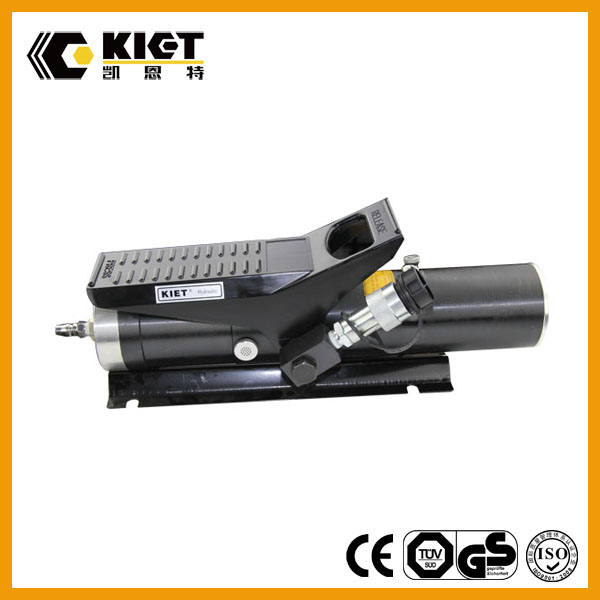 KIET Factory Price 700bar Hydraulic Foot Pumps Pedal hydraulic pump