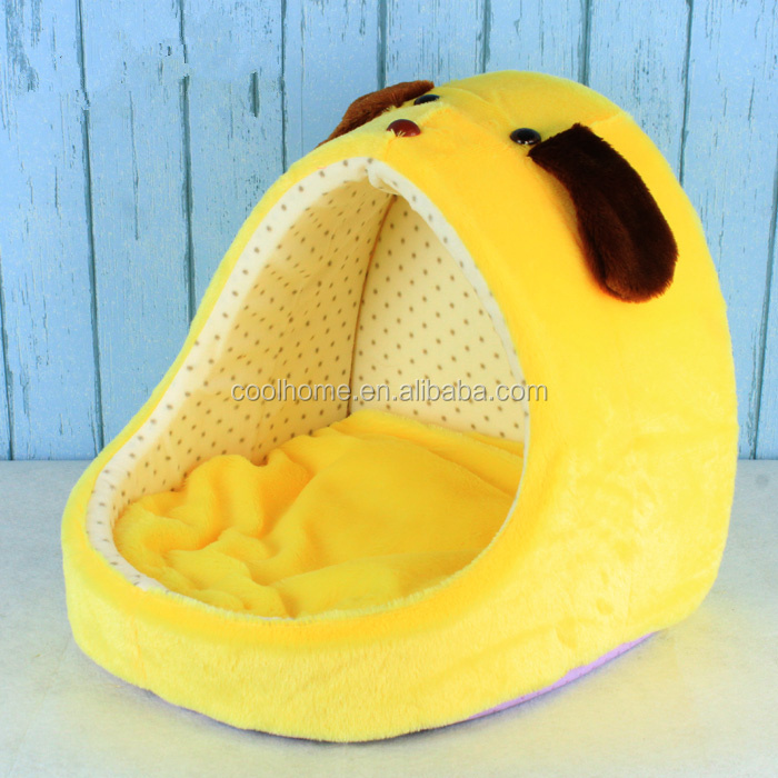 2015 NEW DESIGN fall winter funds cartoon kennel washable pet nest