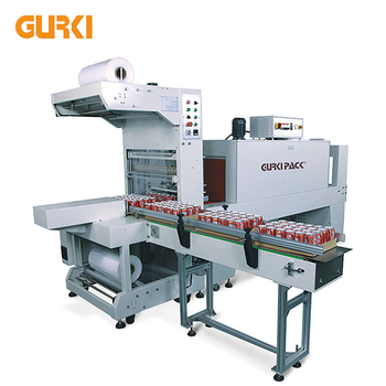 Gurki Film Wrapping Plastic Bottle Shrink Packing Machine