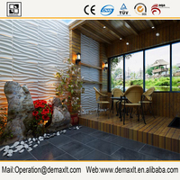Embossed Vinyl Wallpaper Waterproof Wallpaper For Bathrooms From China Wholesale