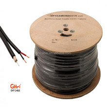 RG59 coaxial with power cable Siamese cable