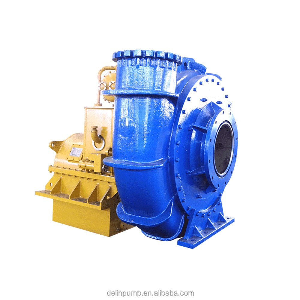 Mineral Processing Tailings handling Centrifugal 6/4D-G Slurry Pump