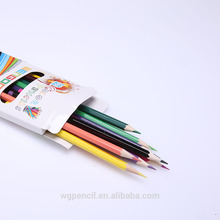2016 wholesale new products color pencil with watercolor paint for a set