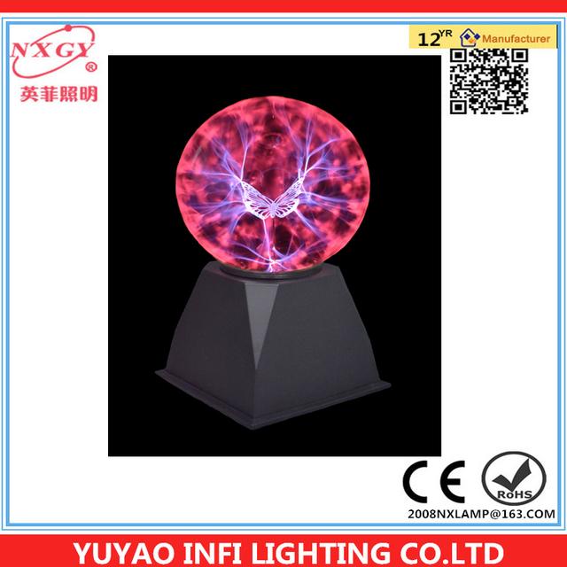 Hottest Dragonfly Magic ball Ball Plasma Electrostatic Crystal Magic Ball