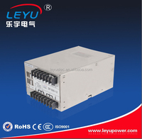 100% guarantee factory outlet 500w 24v modular dc power supply With PFC