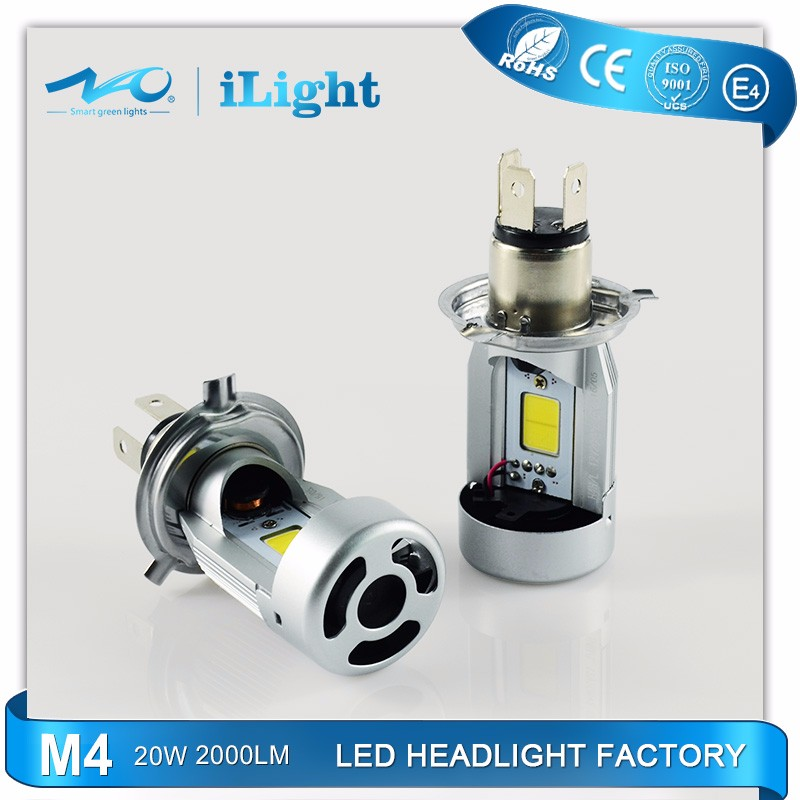 Factory price wireless Car Motorcycle Led light bulbs