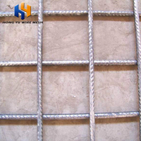 heavy duty galvanized welded iron mesh double wire fence