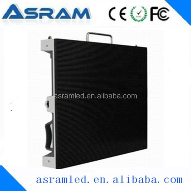 P3.91 500x500mm / curve option / front service / both Indoor & Outdoor rental led screen