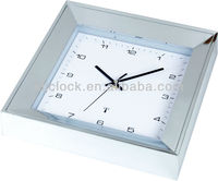 Decoration Acrylic Wall Clock Radio Controlled