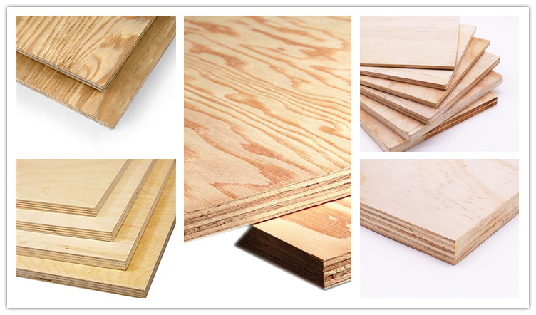 cheap CDX composite plywood sheets